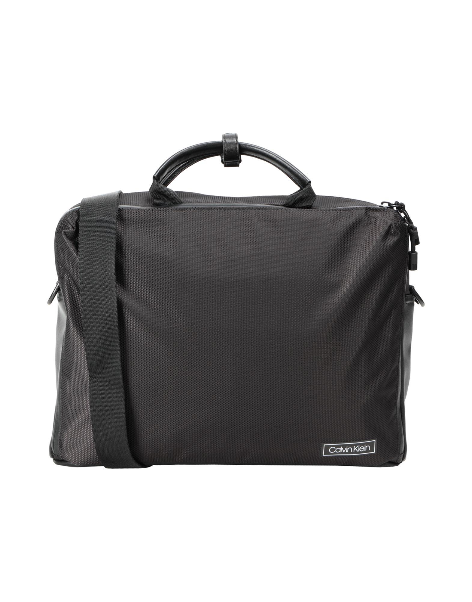цена CALVIN KLEIN Деловые сумки онлайн в 2017 году
