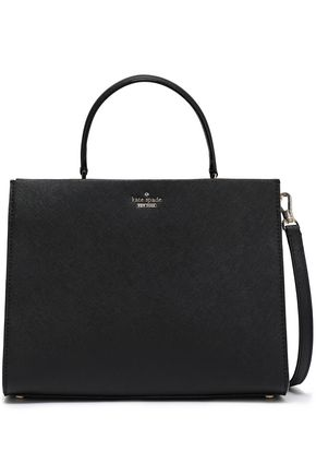 KATE SPADE New York Cameron Street Sarah textured-leather shoulder bag