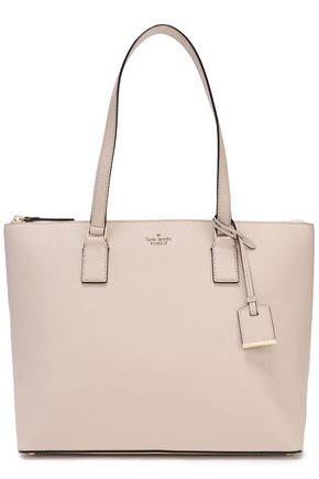 KATE SPADE New York Cameron Street Lucie textured-leather tote