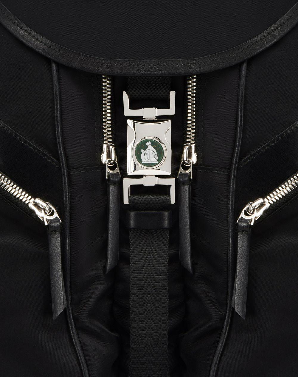 BLACK VENICE RUCKSACK - Lanvin