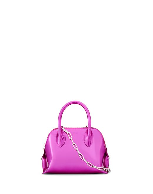 MINI HOT PINK MAGOT BAG - Lanvin