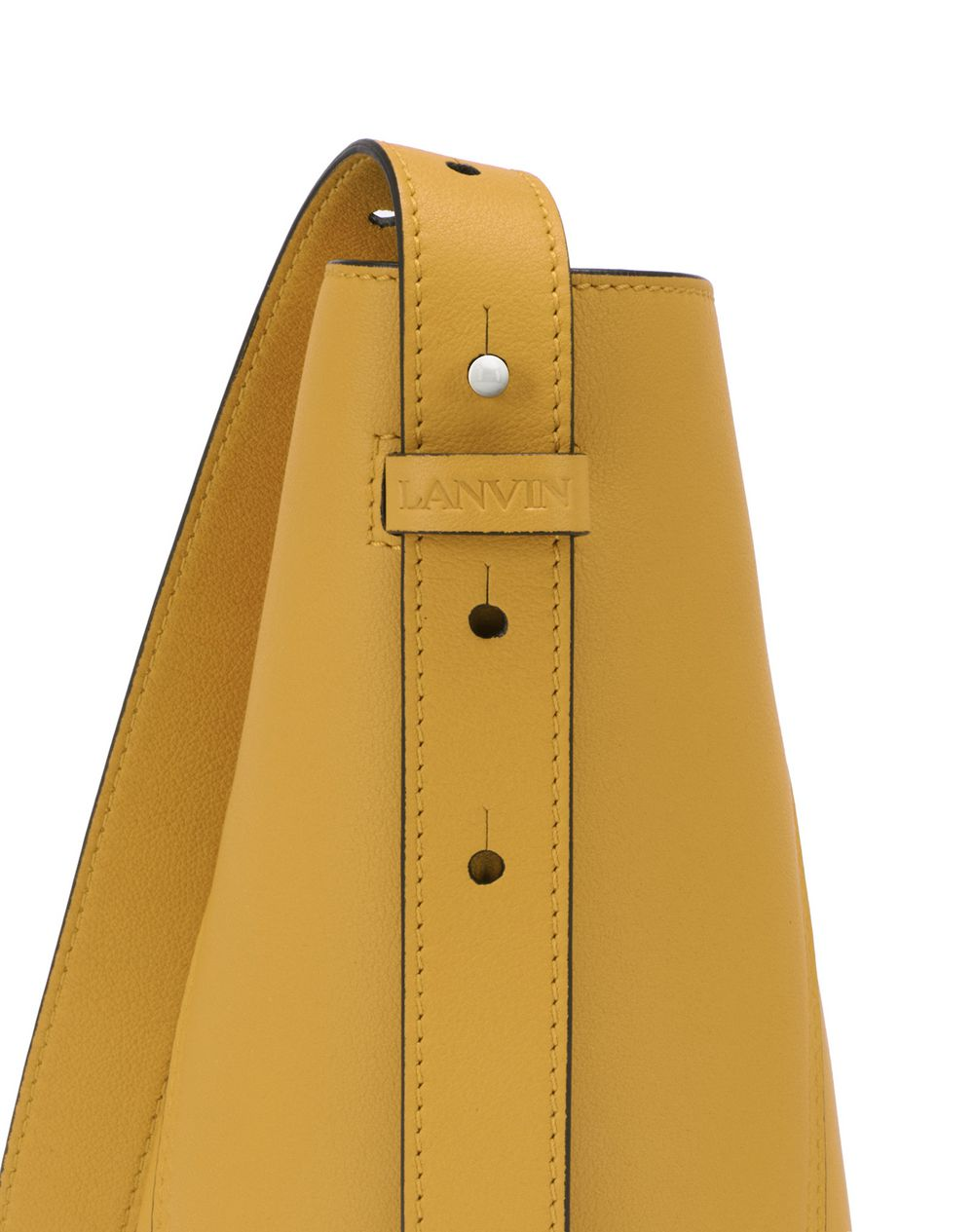 HOOK BICOLOR BAG MEDIUM - Lanvin