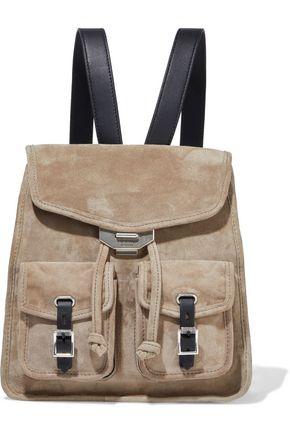 RAG & BONE Field small suede backpack