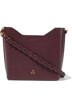 JÉRÔME DREYFUSS Pierre leather shoulder bag