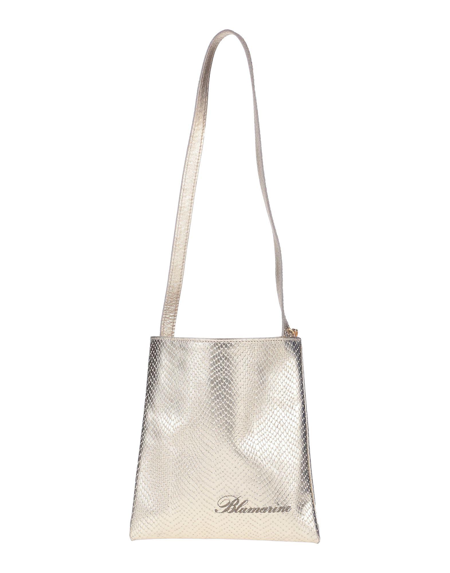 Фото - BLUGIRL BLUMARINE Сумка на плечо blugirl blumarine сумка через плечо