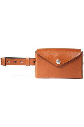 RAG & BONE Snap-detailed leather belt bag