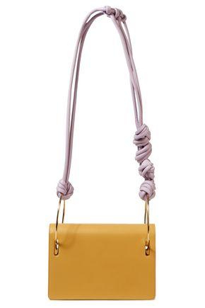 ROKSANDA Dia knotted leather shoulder bag