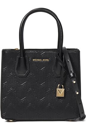 MICHAEL MICHAEL KORS Mercer quilted leather shoulder bag
