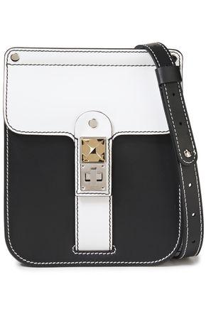 PROENZA SCHOULER PS11 Box two-tone leather shoulder bag