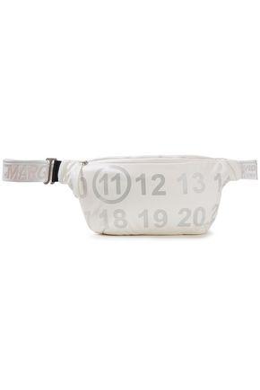 MAISON MARGIELA Coated faux leather belt bag