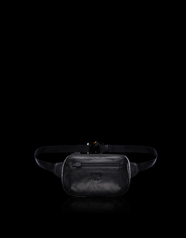 Fanny pack Black Handbags Woman