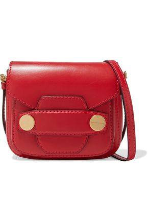 STELLA McCARTNEY Popper mini studded faux leather shoulder bag