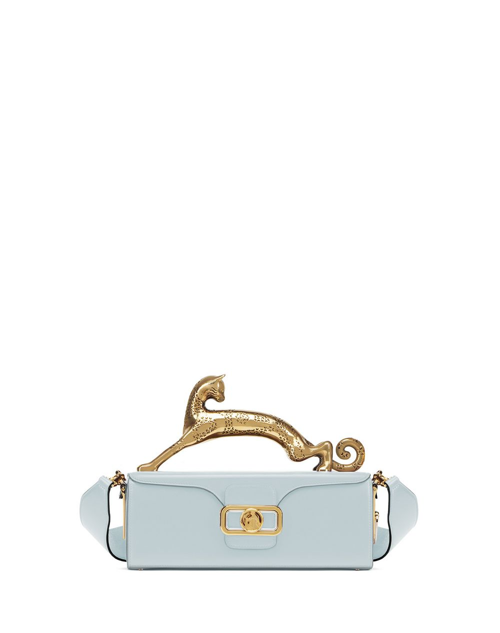 LANVIN BLUE PENCIL BAG - Lanvin