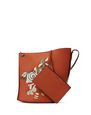 LANVIN Shoulder bag E MEDIUM HOOK BAG f