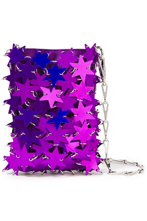 PACO RABANNE Comet Star 1969 chainmail shoulder bag