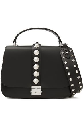 MICHAEL KORS COLLECTION Studded leather tote