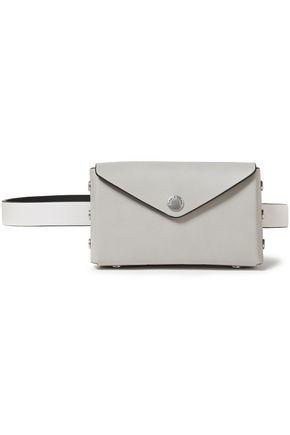 RAG & BONE Atlas snap-detailed leather belt bag