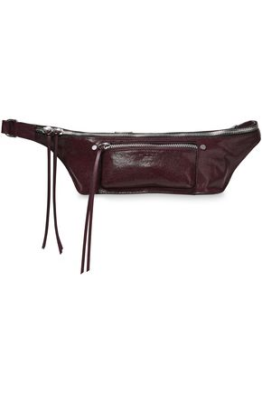 RAG & BONE Pebbled-leather belt bag