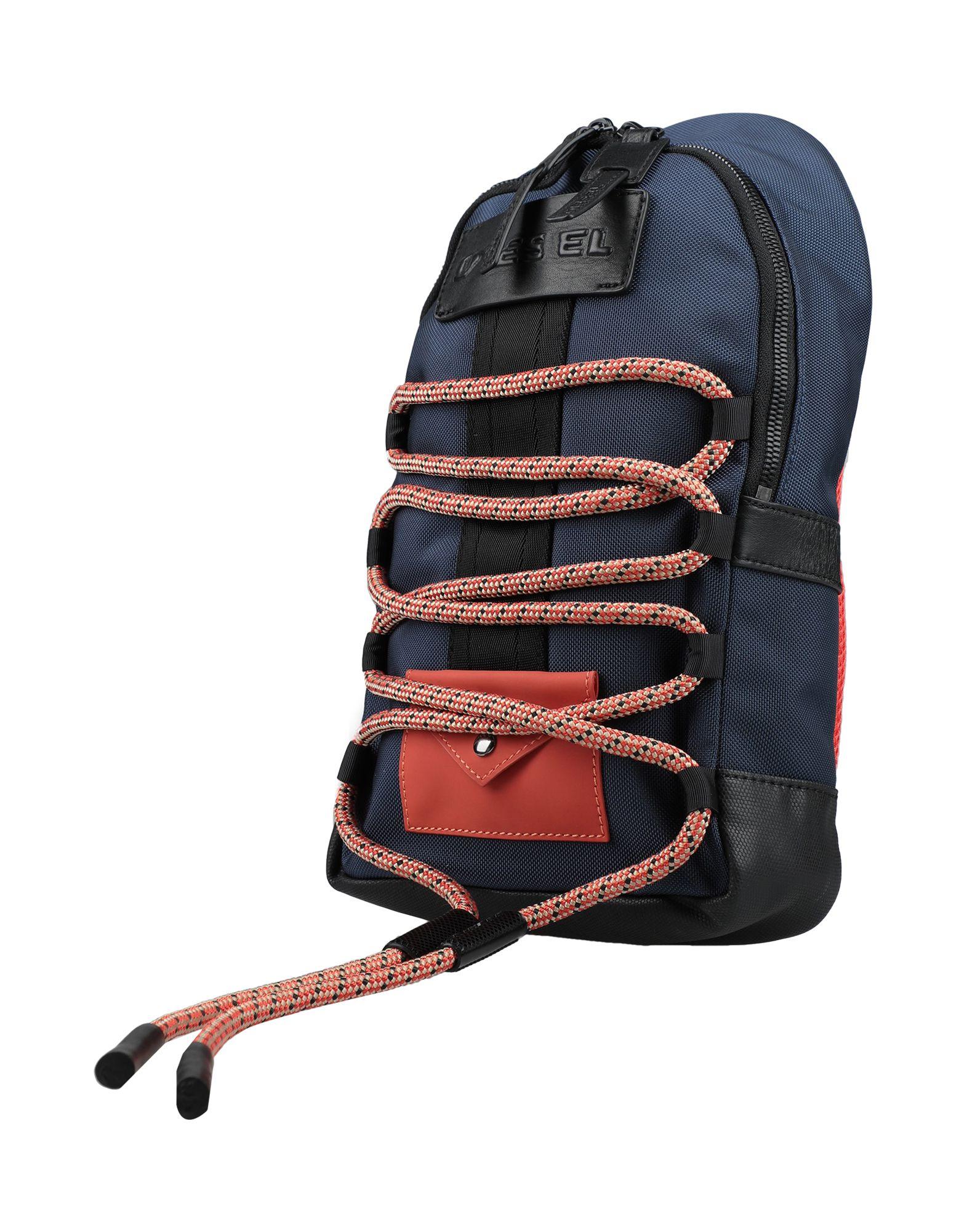 DIESEL Рюкзаки и сумки на пояс кожаные сумки diesel x03627 p0804 t8013