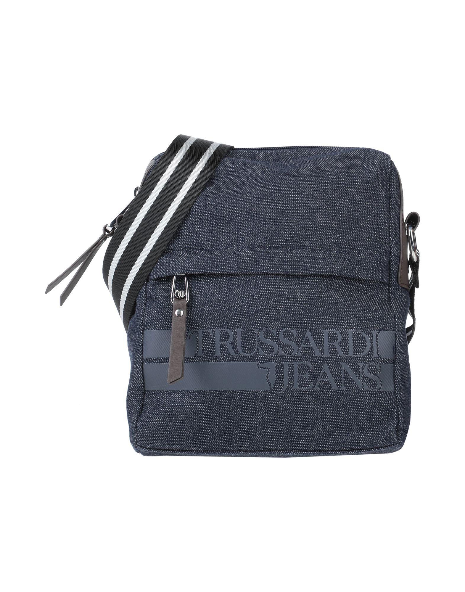 TRUSSARDI JEANS Сумка через плечо сумка trussardi jeans trussardi jeans tr016bmoos34 page 9