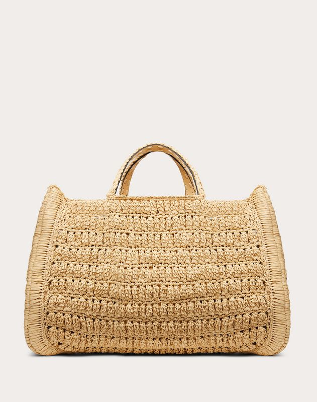 In.It Raffia Handbag
