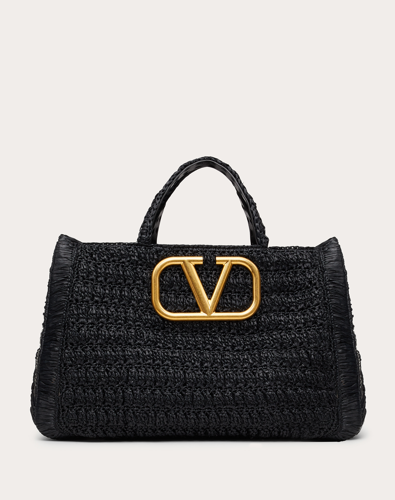 In.It Raffia Handbag