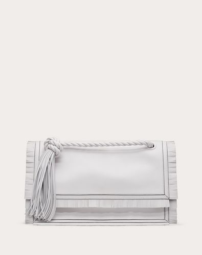 The Rope Calfskin Crossbody Bag