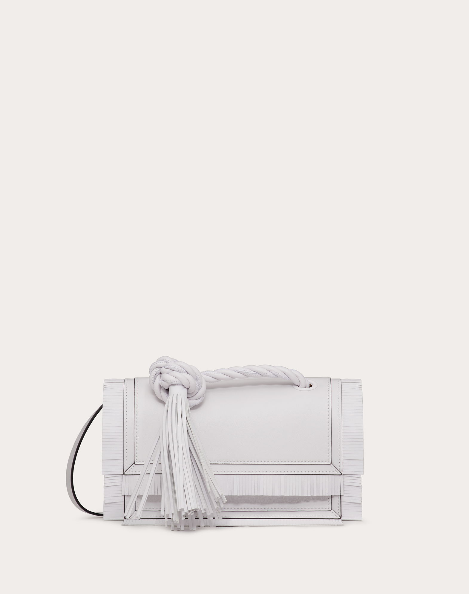 Small The Rope Calfskin Crossbody Bag