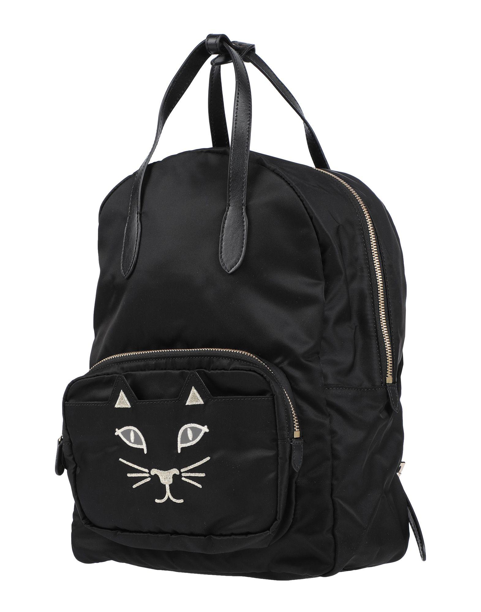 CHARLOTTE OLYMPIA Рюкзаки и сумки на пояс