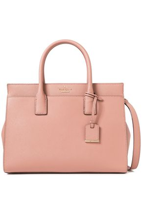 KATE SPADE New York Cameron Street Candace textured-leather tote