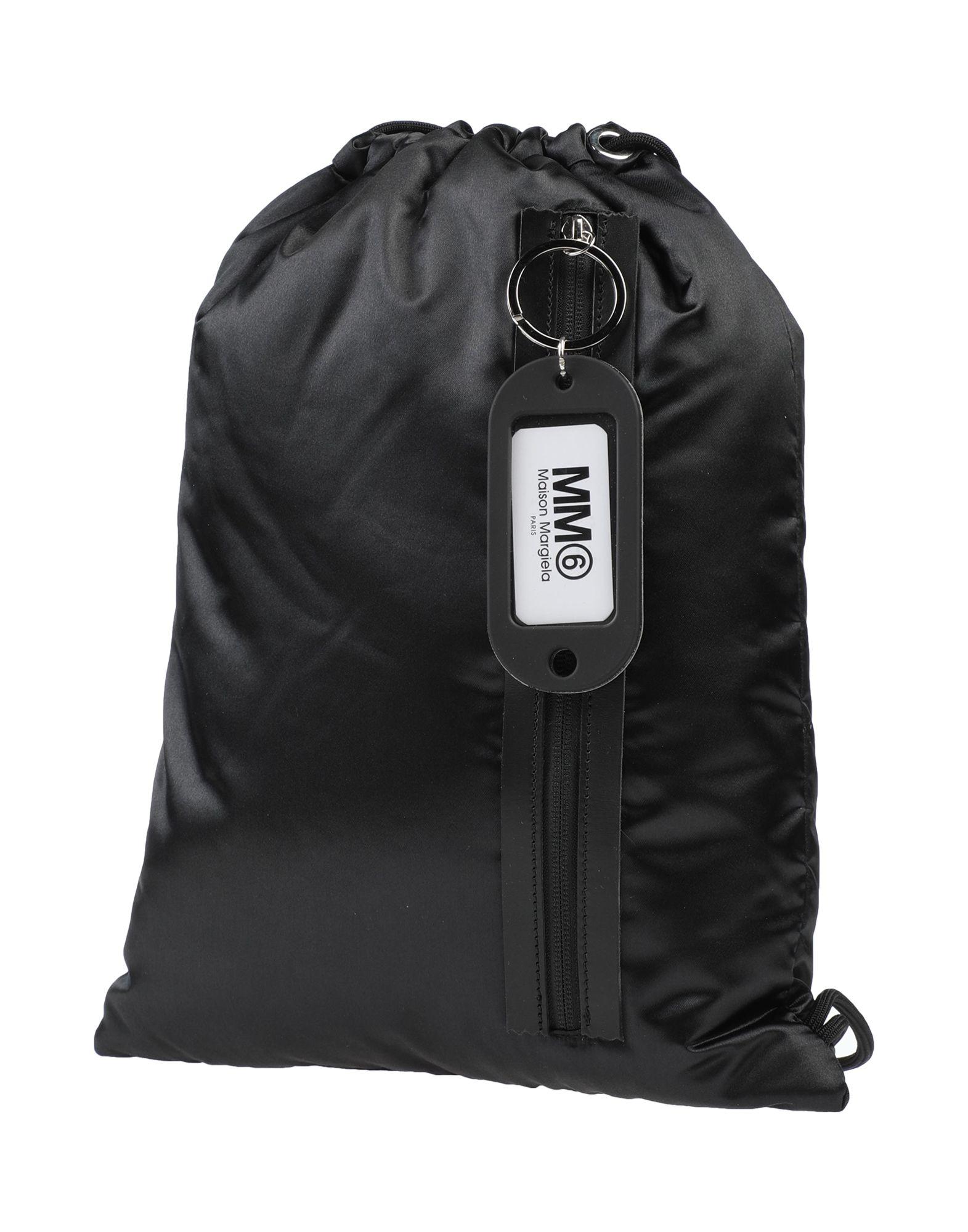 цена MM6 MAISON MARGIELA Рюкзаки и сумки на пояс онлайн в 2017 году