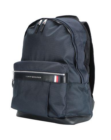 Фото - Рюкзаки и сумки на пояс темно-синего цвета
