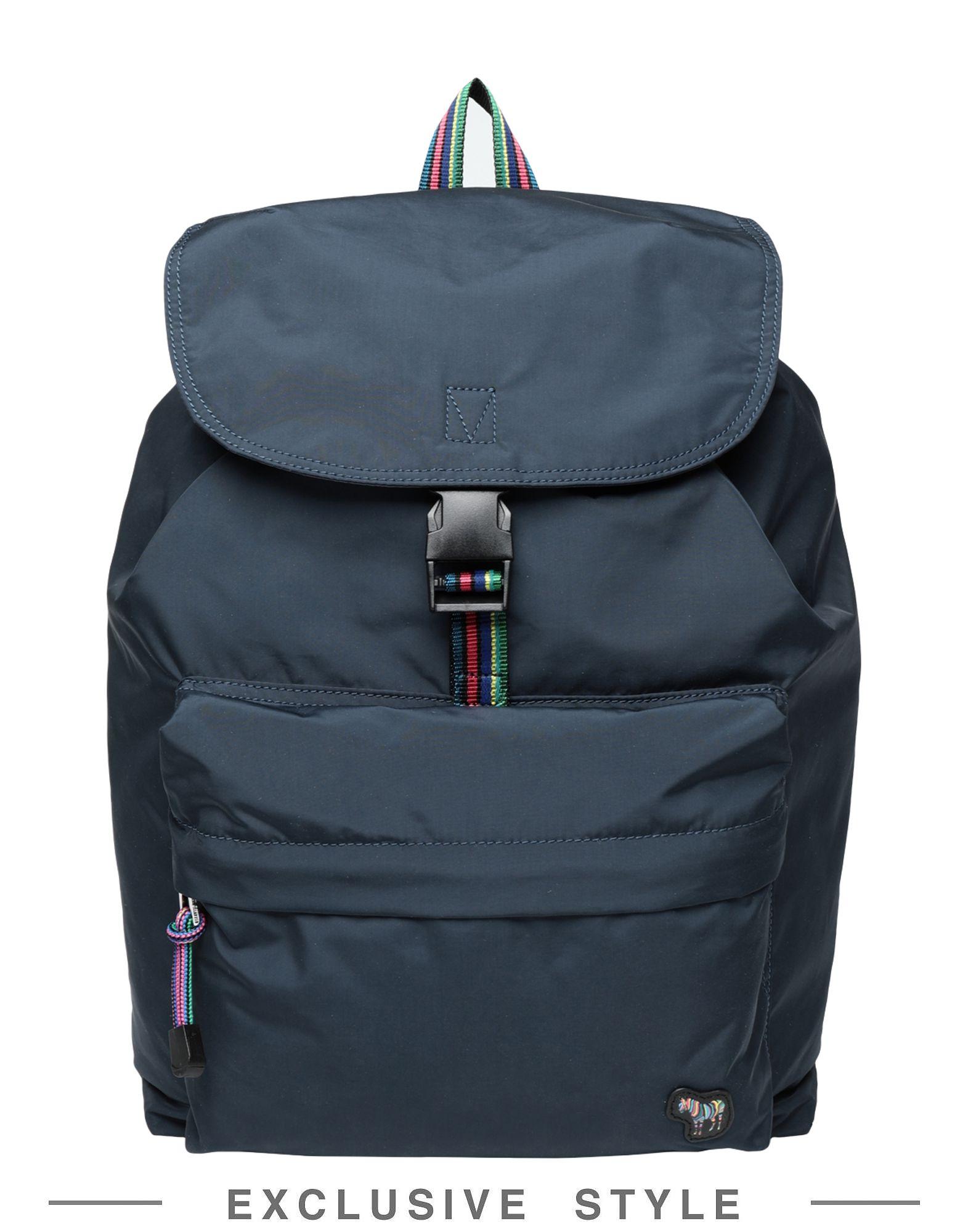Фото - PS PAUL SMITH x YOOX Рюкзаки и сумки на пояс paul smith деловые сумки