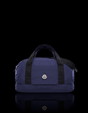 NIVELLE Dark blue Bags & Suitcases Man