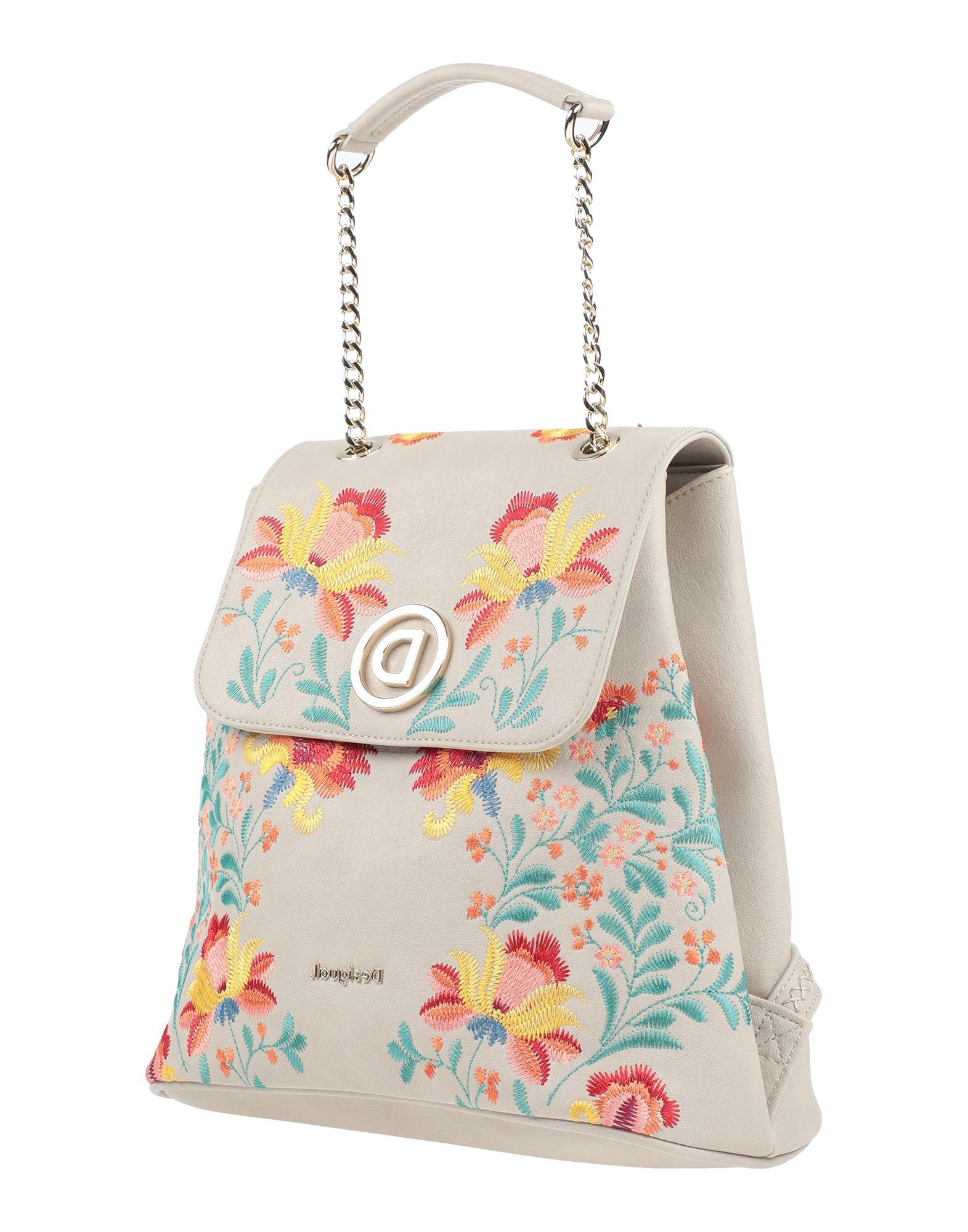DESIGUAL Рюкзаки и сумки на пояс сумки magnolia сумка женская a761 7363 лак искусственная кожа page 8