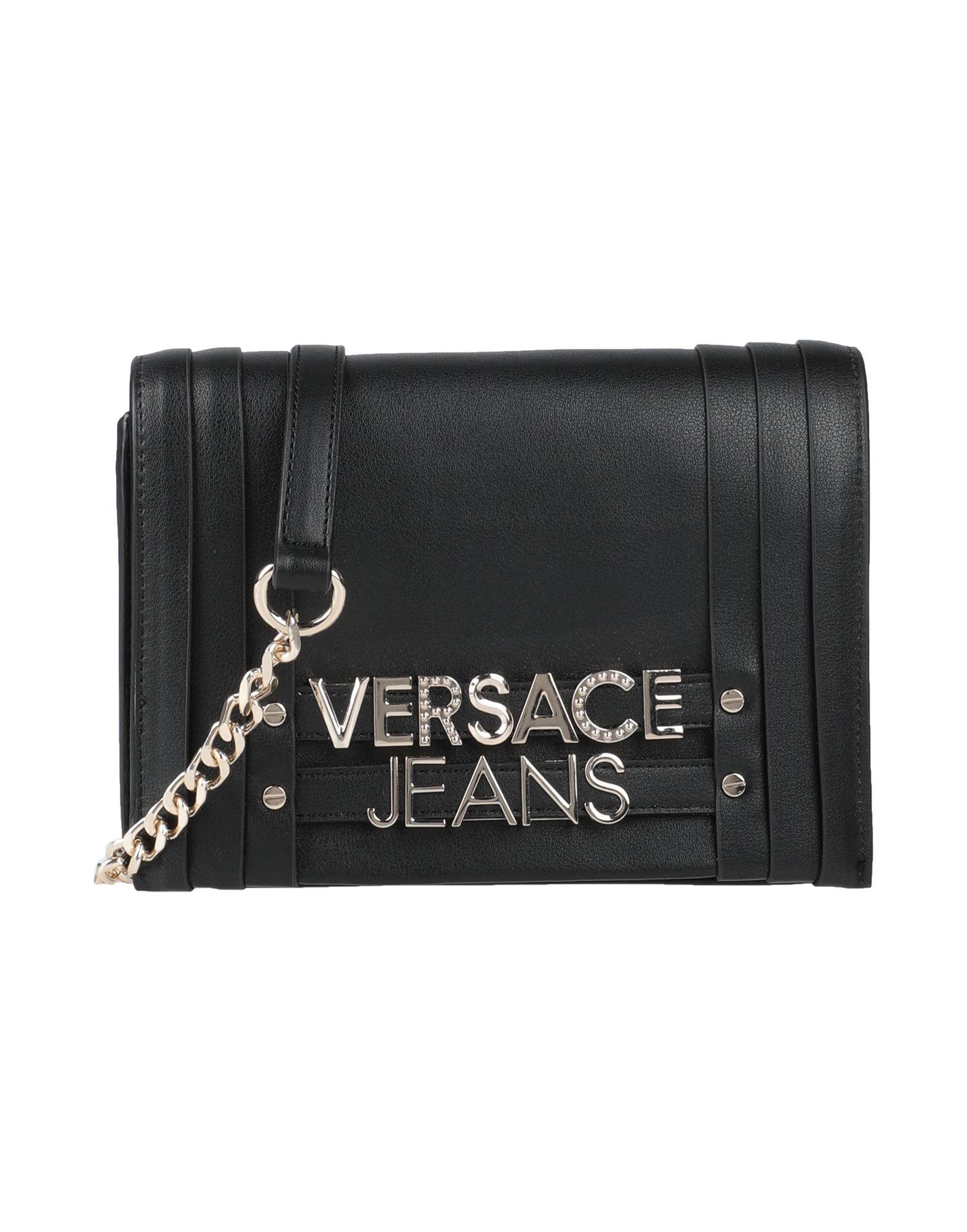 VERSACE JEANS Сумка через плечо сумка versace jeans versace jeans ve006bwubh50