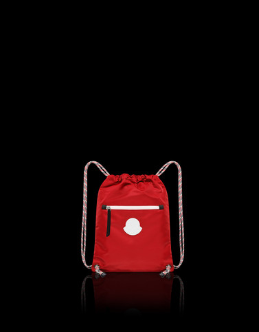 DRAWSTRING RUCKSACK Red Teen 12-14 years - Boy Woman