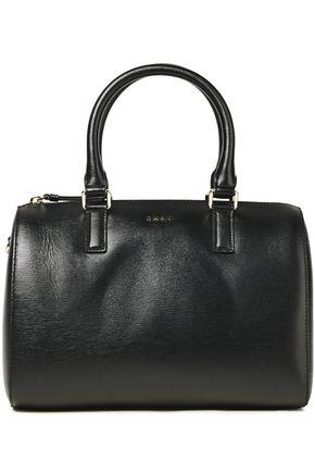 DKNY حقيبة توت من الجلد النافر