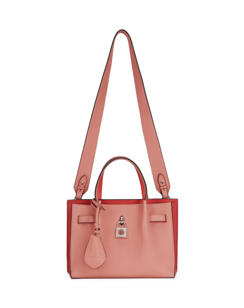 GRAINED LEATHER BOGEY BAG SM - Lanvin