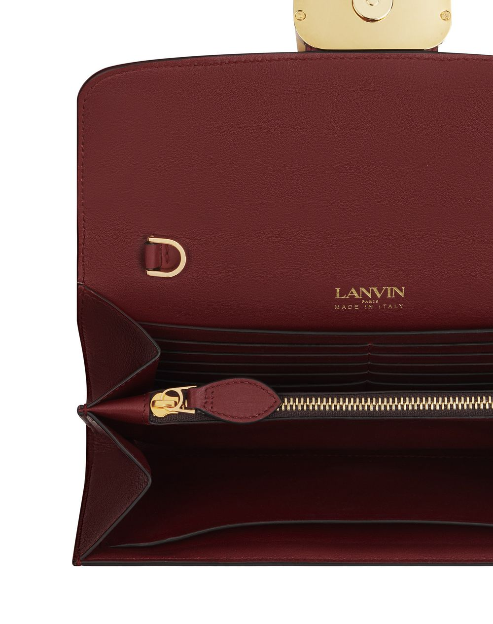 SWAN CHAIN CLUTCH  - Lanvin