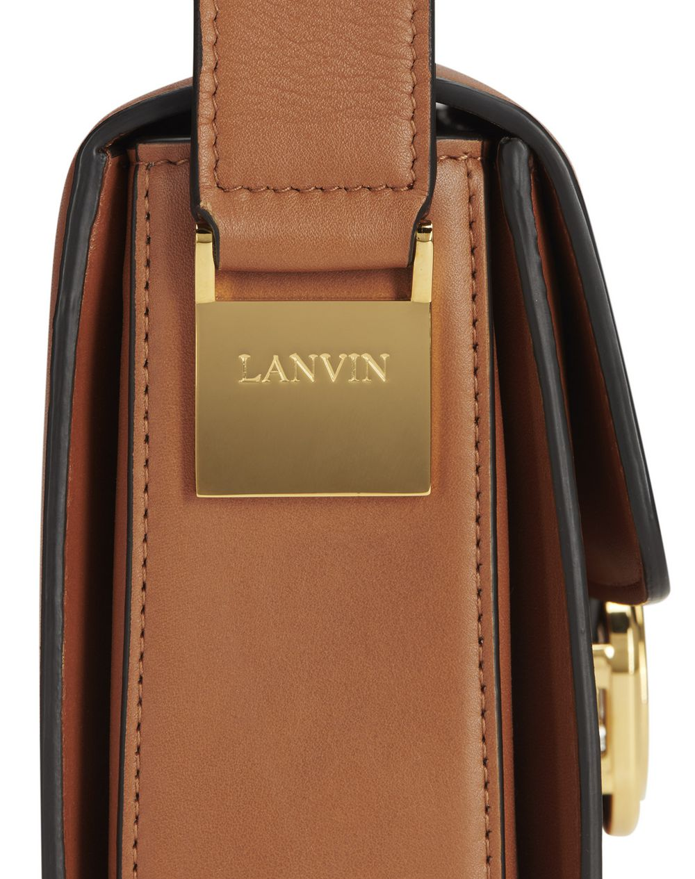 SWAN BOX BAG MM - Lanvin