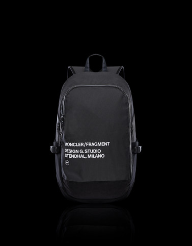 BACKPACK Black New in Man