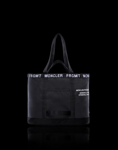 TOTE Black 7 Moncler Fragment Hiroshi Fujiwara Man
