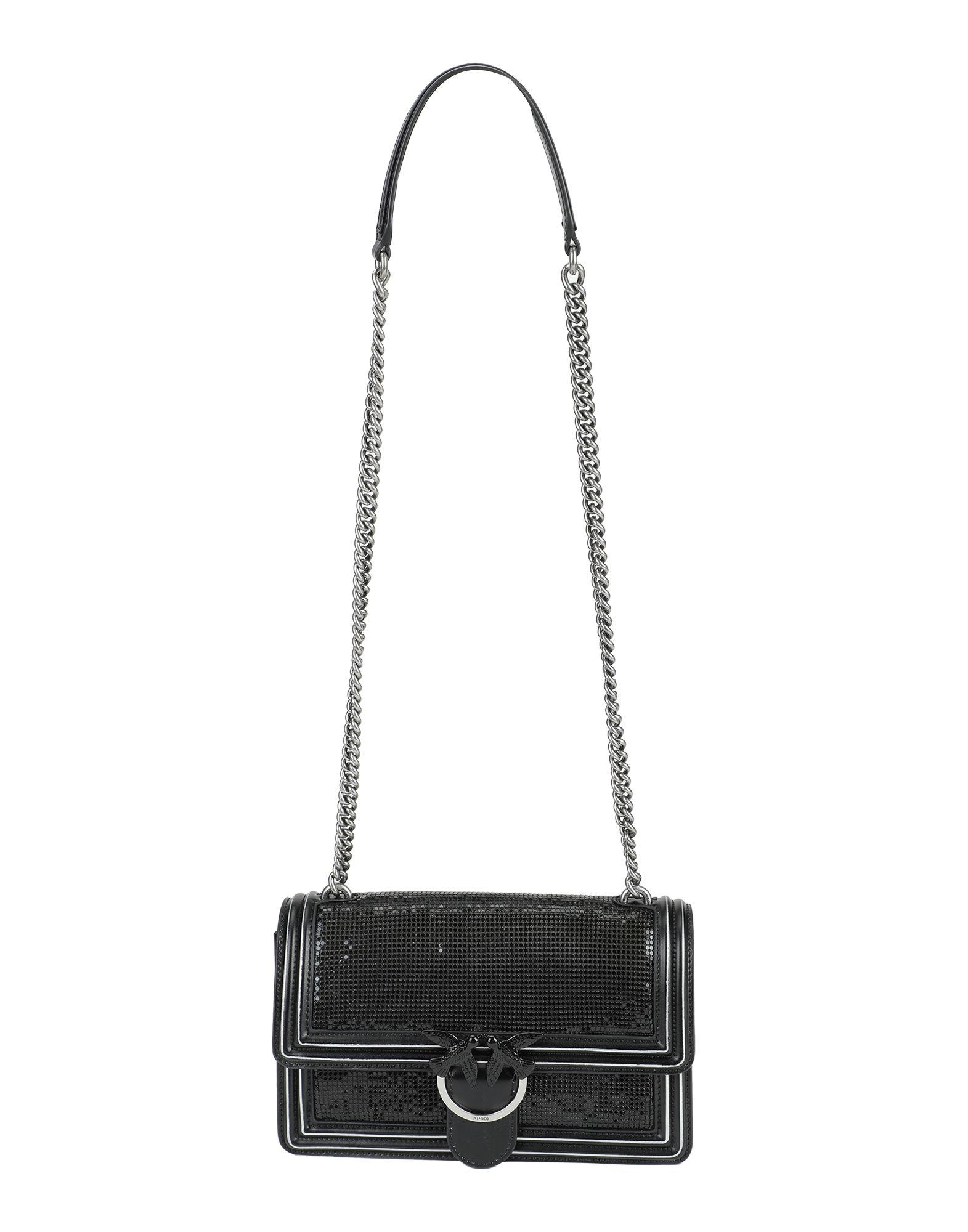 PINKO Cross-body bags - Item 45525438