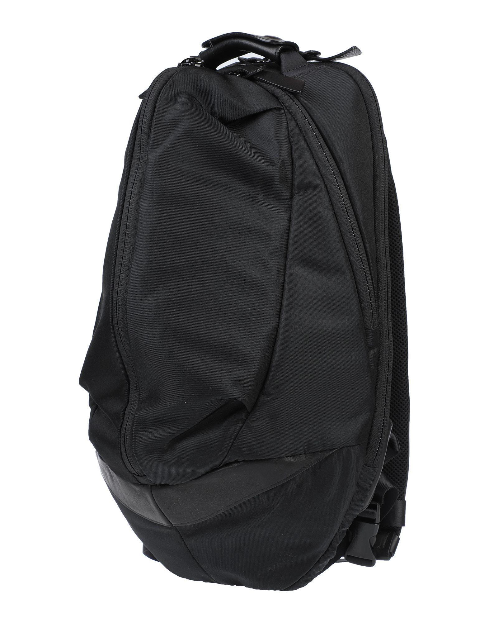 KAZUYUKI KUMAGAI + KATSUYUKI KODAMA Рюкзаки и сумки на пояс