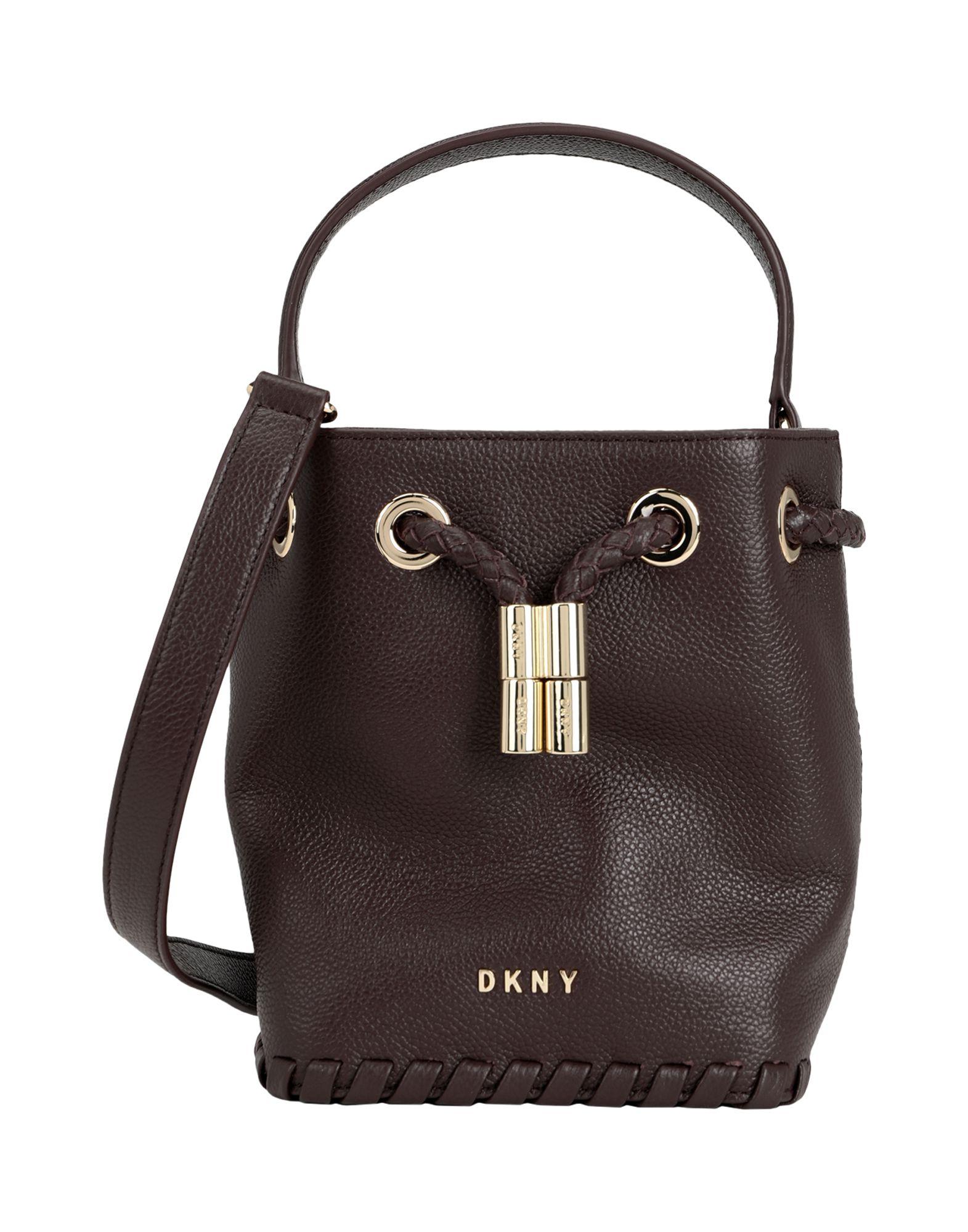 Фото - DKNY Сумка на руку сумка dkny r913h988 bgd