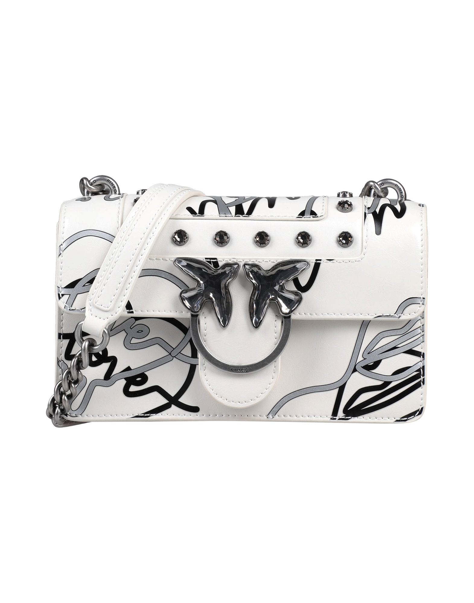 PINKO Cross-body bags - Item 45529510