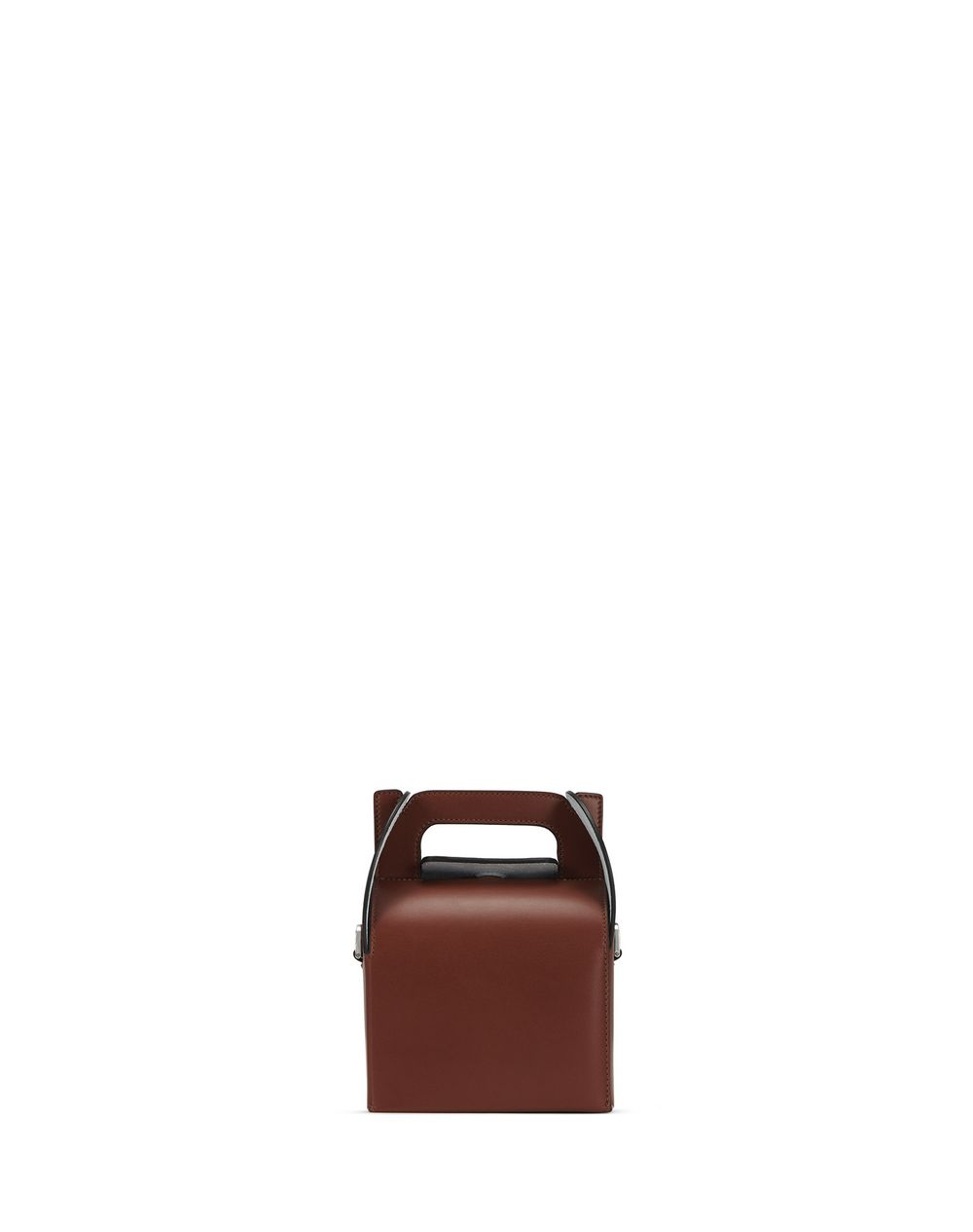 HAPPY BOX IN CALFSKIN LEATHER - Lanvin
