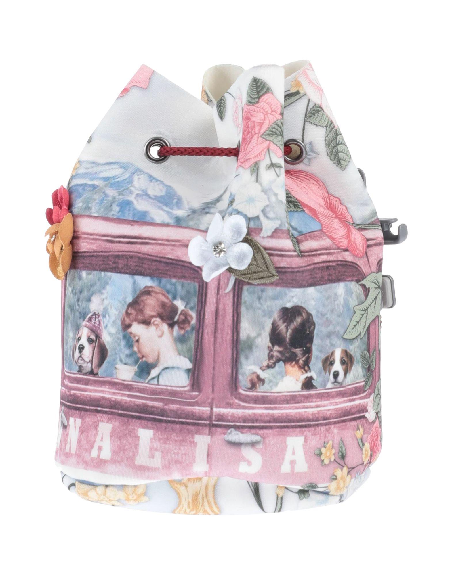 MONNALISA Рюкзаки и сумки на пояс monnalisa куртка
