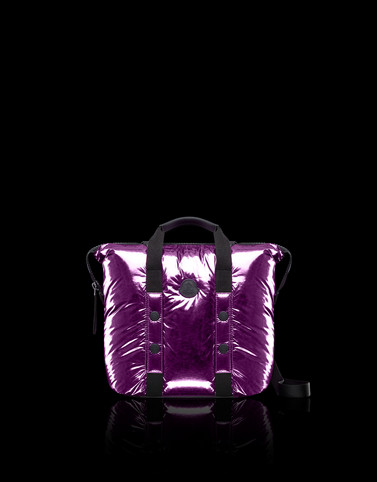 MARNE LARGE Purple Bags & Suitcases Woman
